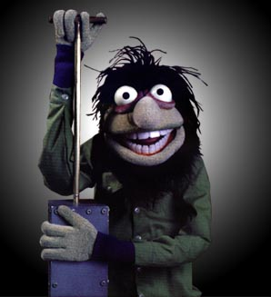 Image of Crazy Harry from muppet.wikia.com